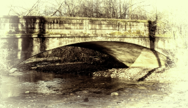 Unused Old Bridge